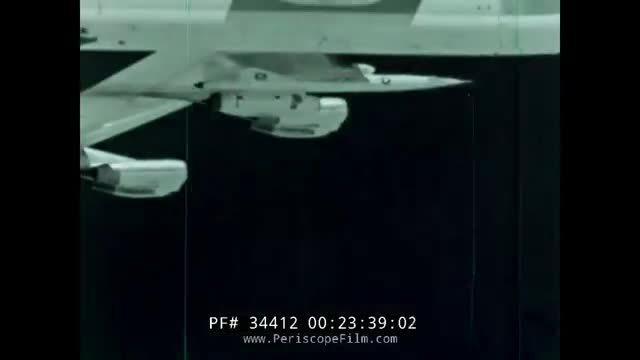 MissileGfys, missilegfys, OPERATION BLUENOSE  AGM-28 HOUND DOG MISSILE  B-52 LAUNCH 1960  34412 (reddit) GIFs