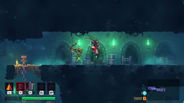 Watch and share Deadcells GIFs by wickedfable on Gfycat