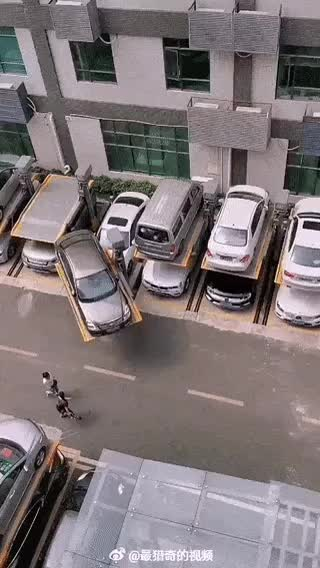 Watch and share Parking ... Solved ! - GIFs by Ben Bahi on Gfycat