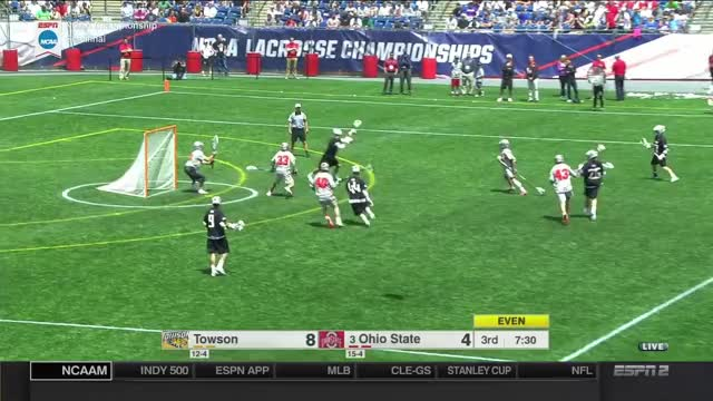Watch and share Ohio State GIFs and Lacrosse GIFs by Lacrosse Film Room on Gfycat