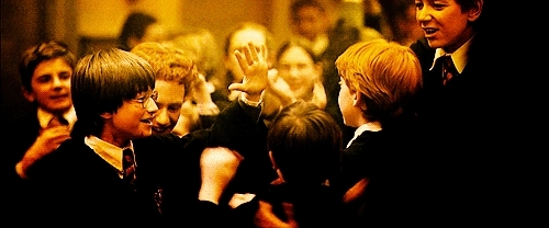 Harry Potter High Five GIFs