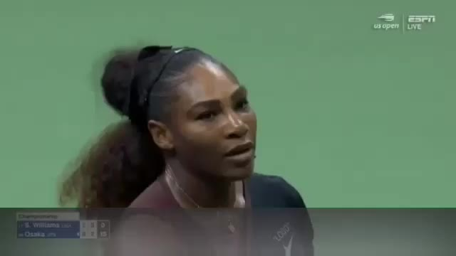 accused, apology, attitude, bye felicia, celeb, celebs, cheat, cheating, disgusted, not sorry, owe me an apology, sassy, serena williams, sorry not sorry, tennis, u.s. open, you owe me, You owe me an apology GIFs