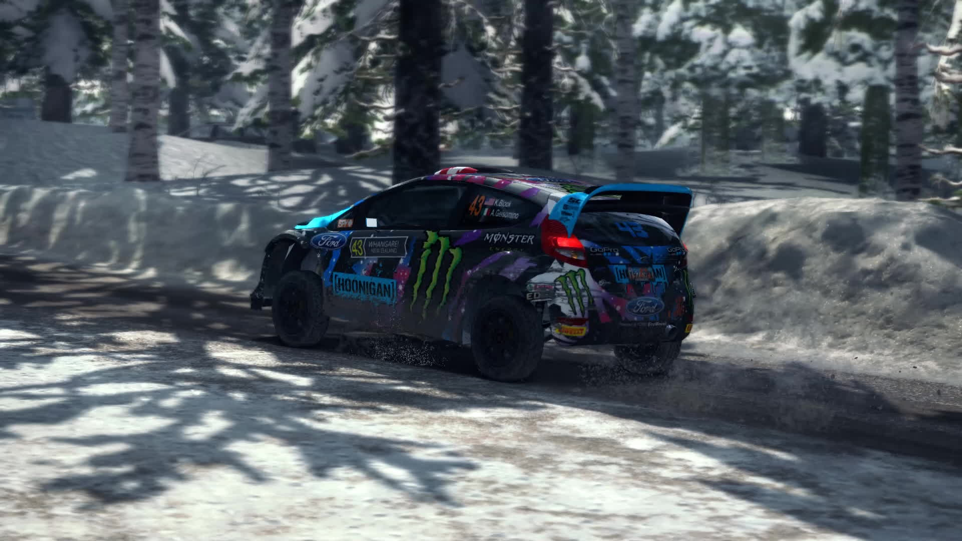dirt rally, dirtgame, gaming, RDRC Rally Sweden Testing GIFs