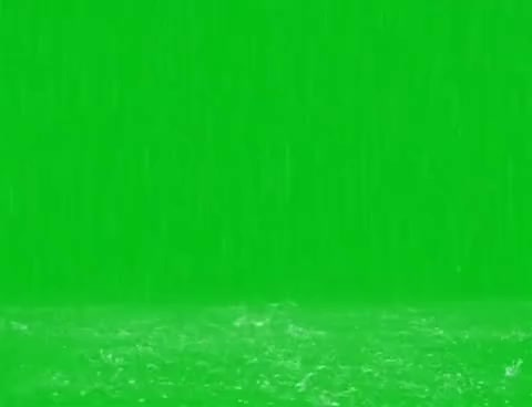 Watch and share Lluvia   Fondo Verde. GIFs on Gfycat