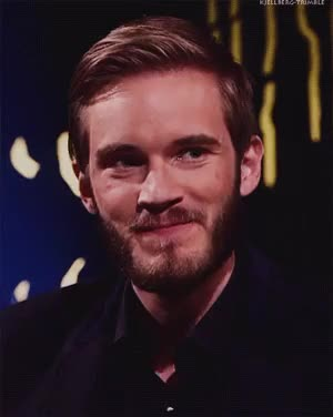 Watch Possible Futures GIF on Gfycat. Discover more broarmy, brofist, felix kjellberg, handsome, internet, interview, mine, pdp, perfect, pewdie, pewdiepie, pewds, senpai, show, skavlan, youtube, youtuber GIFs on Gfycat