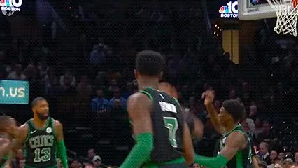 Watch and share Robert Williams — Boston Celtics GIFs by Off-Hand on Gfycat