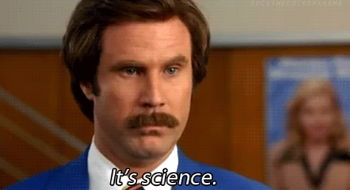 anchorman, ron burgundy, science, see, will ferrell, man file manscaping GIFs