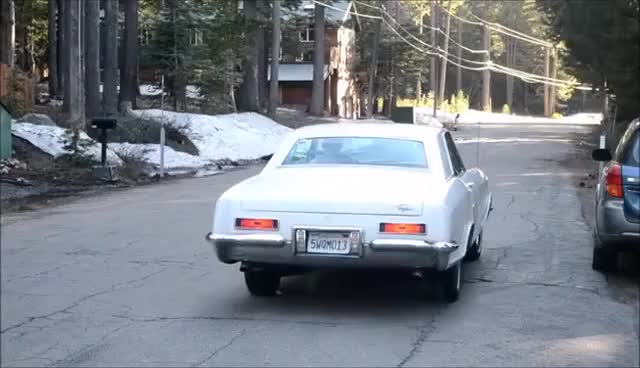 Watch '64 Buick Riviera Burnout GIF on Gfycat. Discover more related GIFs on Gfycat