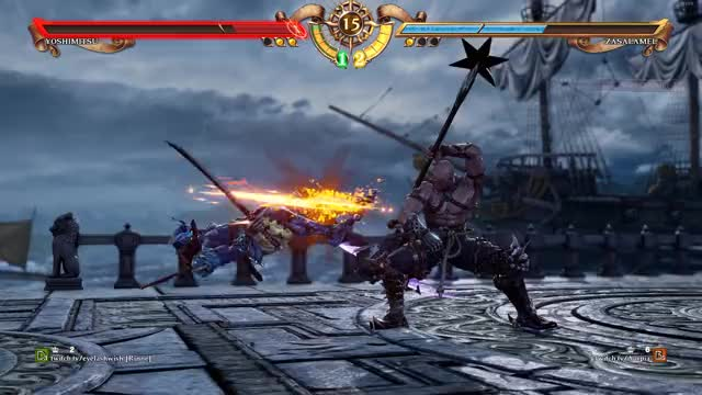 Watch Soul Calibur VI 2019.03.04 - 20.20.33.22.DVR GIF on Gfycat. Discover more soulcaliburvi GIFs on Gfycat