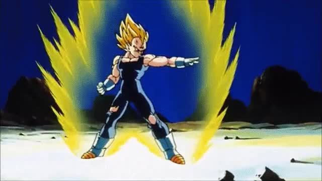 Watch and share Majin Vegeta GIFs on Gfycat