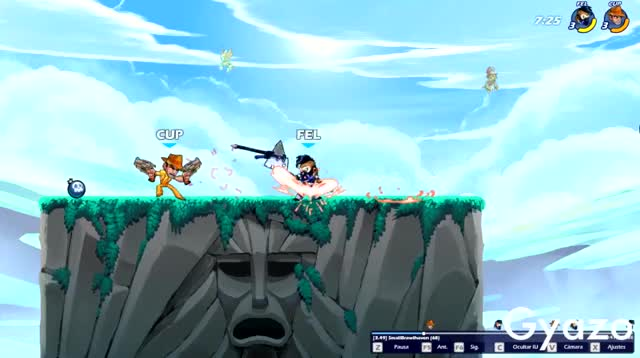 Watch and share Brawlhalla GIFs by Felink on Gfycat