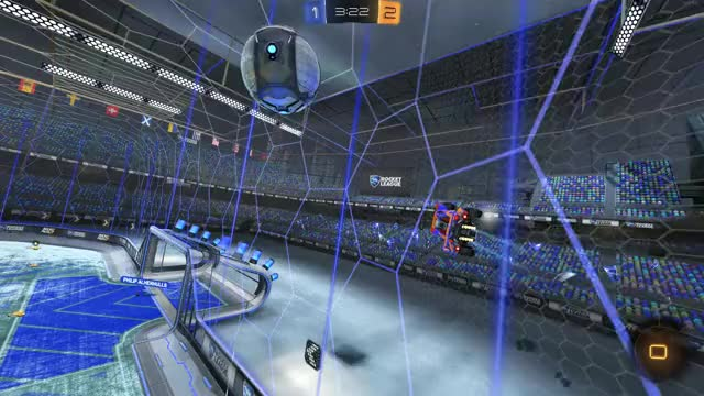 Watch and share Rocket League 2019.02.20 - 01.18.42.03 GIFs by toothboto on Gfycat