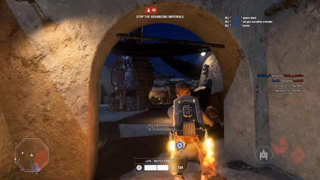 Watch and share Vlc-record-2018-09-30-23h44m01s-Star Wars Battlefront II (2017) 2018.09.28 - 18.05.45.02.DVR.mp4- GIFs on Gfycat
