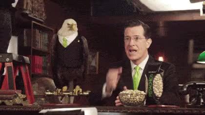 Stephen Colbert, fist bump, Fist bump GIFs