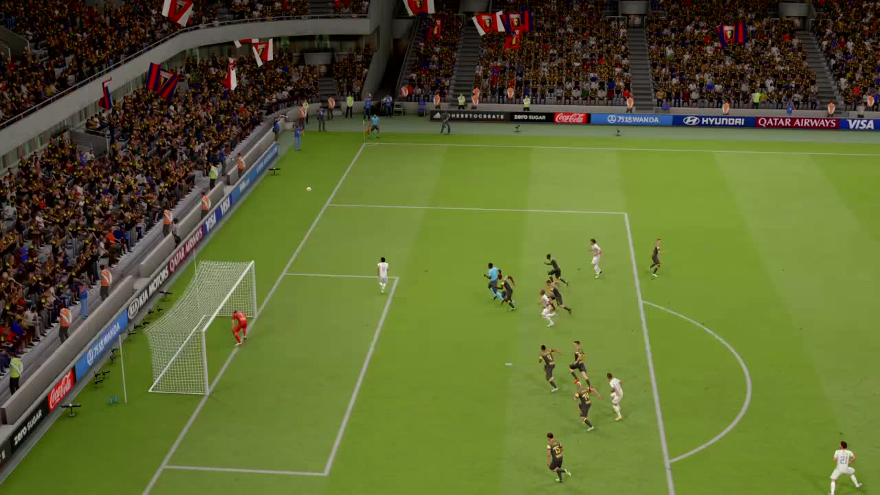 #PS4share, FIFA 19, Gaming, PlayStation 4, Sony Interactive Entertainment, Ville, FIFA 19_20181104221327 GIFs