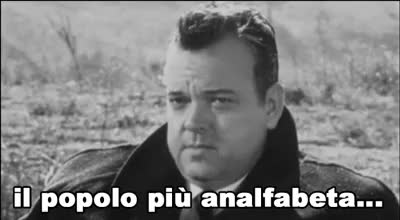 Watch and share Pier Paolo Pasolini GIFs and Orson Welles GIFs on Gfycat