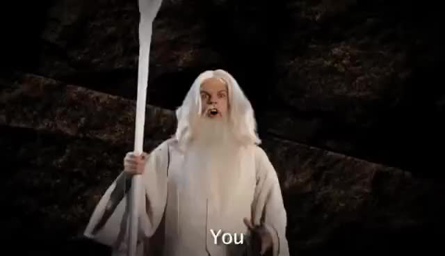 Watch and share Gandalf GIFs and Rap GIFs on Gfycat