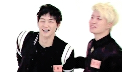 *1000, 2jae, choi youngjae, gif:all, gif:jb, gif:youngjae, got7, im jaebum, jb, s..so .......c ute.... .., the cutest otp, youngjae, Only looking at you; GIFs