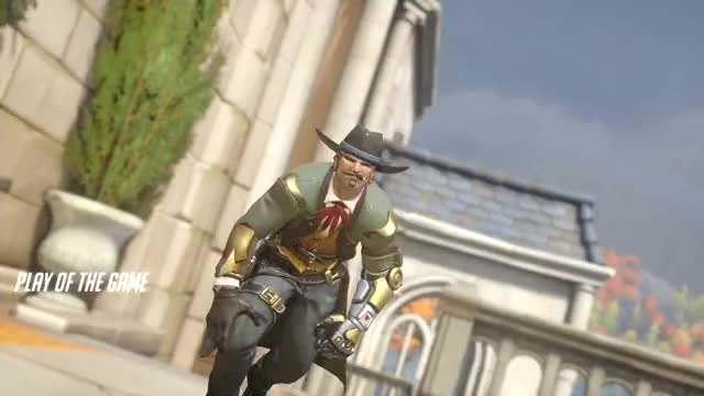 Watch and share McCree Deathmatch Play GIFs by Deathwatch on Gfycat