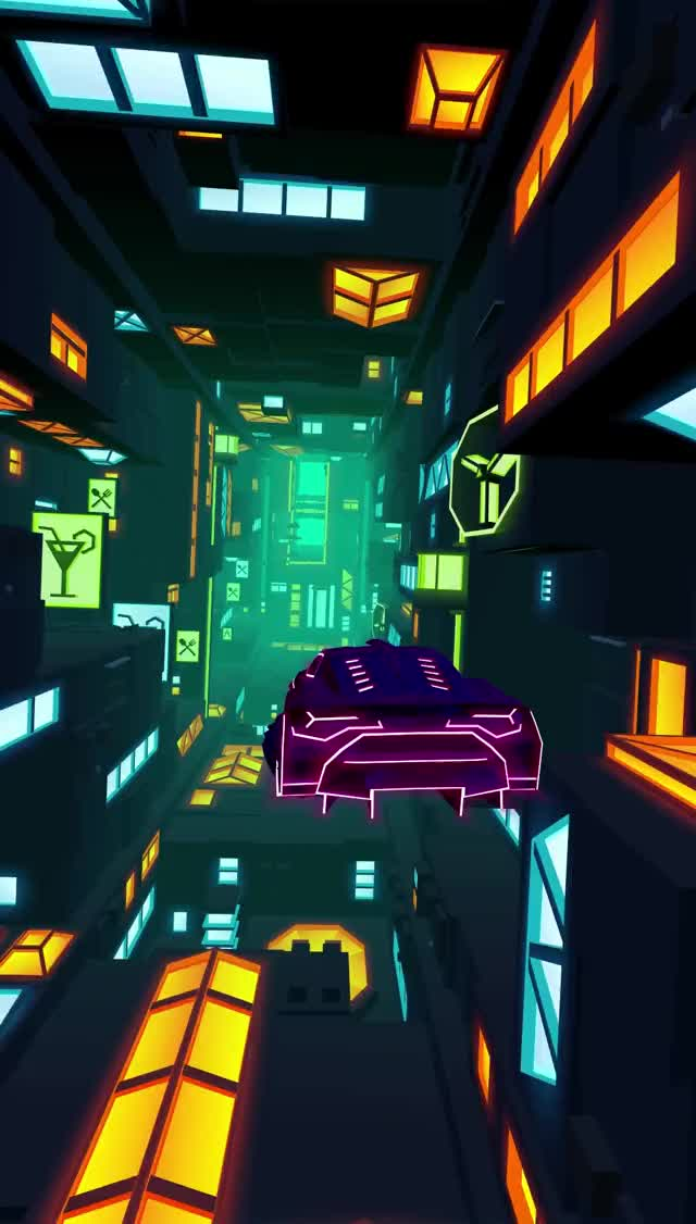 Watch and share Neon Flytron GIFs and Cyberpunk GIFs by Mobyzay on Gfycat