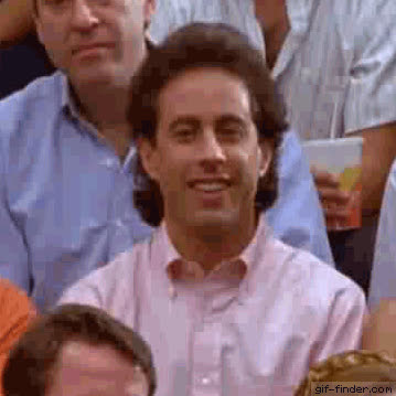 Jerry Seinfeld, ok, miguelgarest GIFs