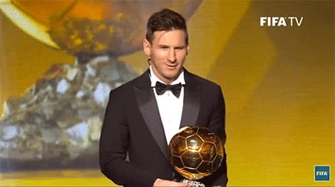 Watch and share Page 4 For Ballon D'or GIFs on Gfycat