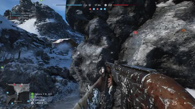 Watch and share Vlc-record-2018-11-25-19h05m00s-Battlefield V 2018.11.25 - 16.16.22.02.DVR.mp4- GIFs on Gfycat