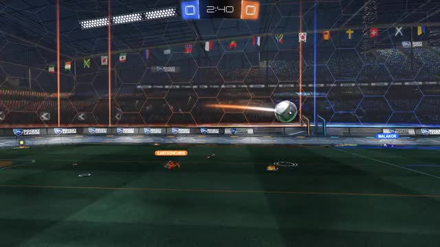 Watch and share Rocket League GIFs by hiromi on Gfycat