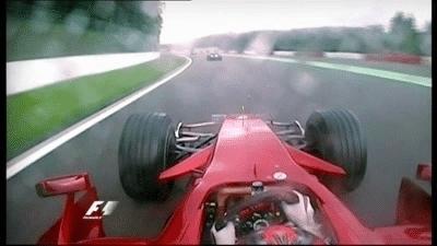 formula1gifs, Kimi hits the wall + McLaren garage reaction (reddit) GIFs