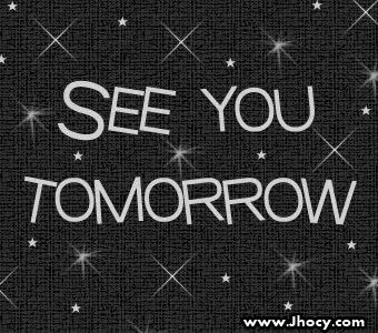 tomorrow GIFs