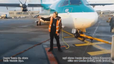 Watch and share Breakdance Airplane GIFs on Gfycat