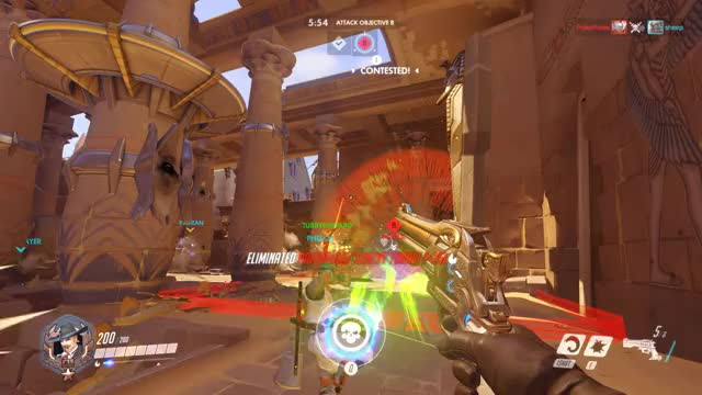 Watch and share Overwatch GIFs and Teamwipe GIFs by mrstopsign on Gfycat