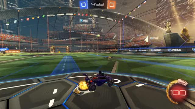Watch and share Rocket League 2018.08.23 - 13.03.31.01 GIFs on Gfycat