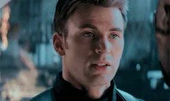 Watch and share Steve Rogers GIFs and Chris Evans GIFs on Gfycat