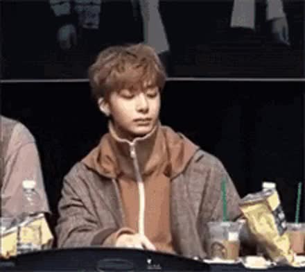 Watch Hyungwon GIF on Gfycat. Discover more related GIFs on Gfycat
