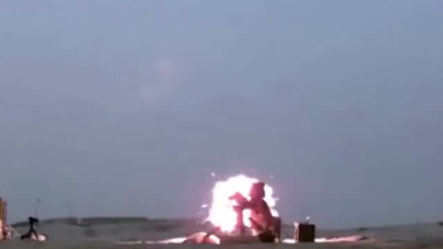 Watch TOW Wireless Missile GIF on Gfycat. Discover more militarygfys GIFs on Gfycat