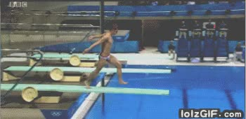 Watch diving GIF on Gfycat. Discover more related GIFs on Gfycat