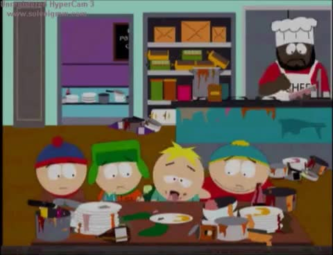 Watch and share Leopold Butters GIFs and South Park GIFs on Gfycat