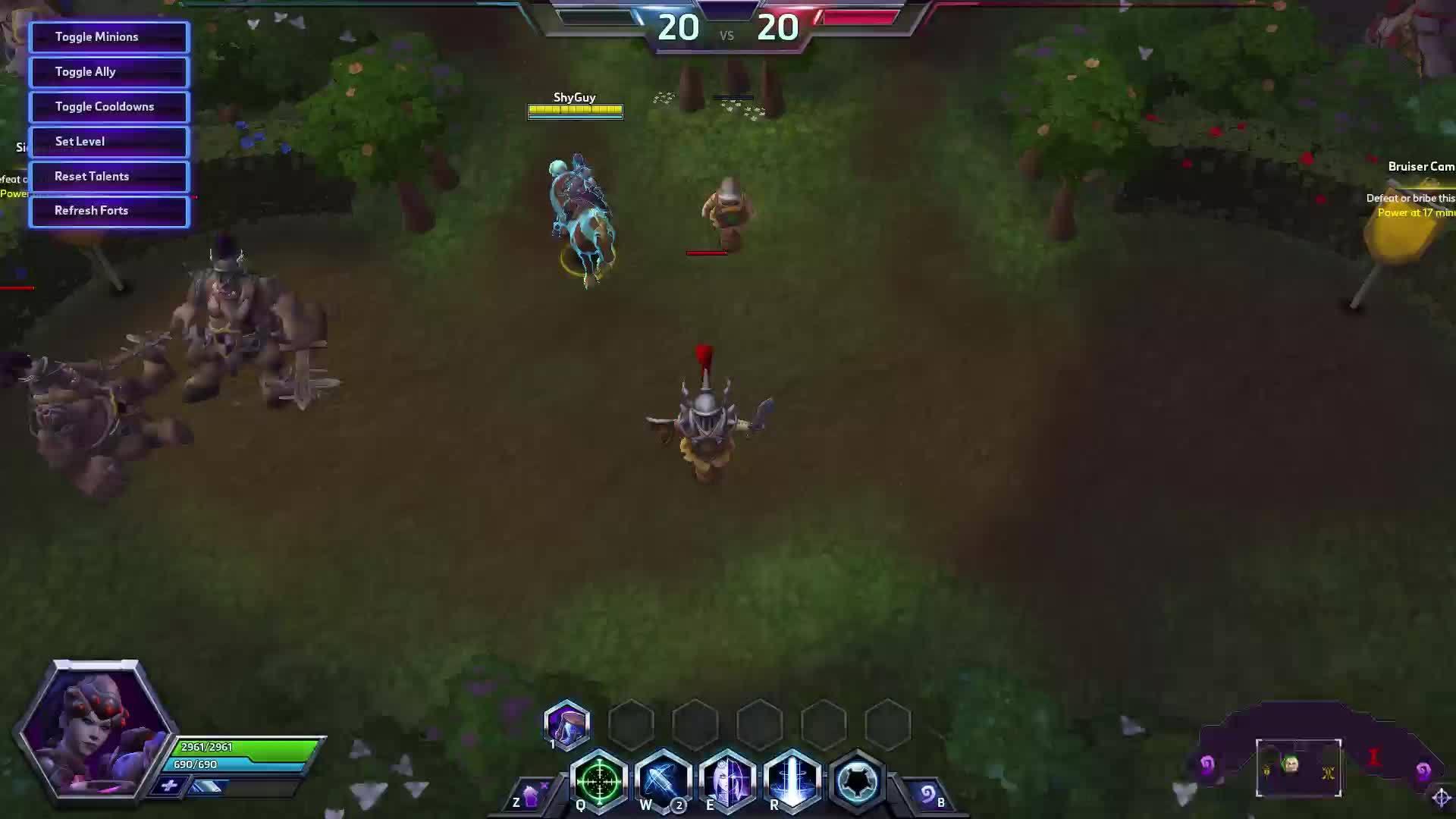 heroesofthestorm, Nova Precision Strike Rewind GIFs