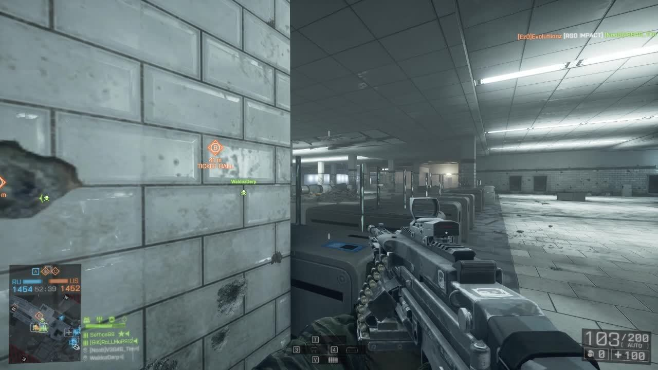 60fpsgaminggifs, Battlefield 4 - Trying out a straight video upload, rather than a GIF (reddit) GIFs