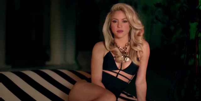 Watch and share Shakira GIFs and Celebs GIFs by Defunct on Gfycat