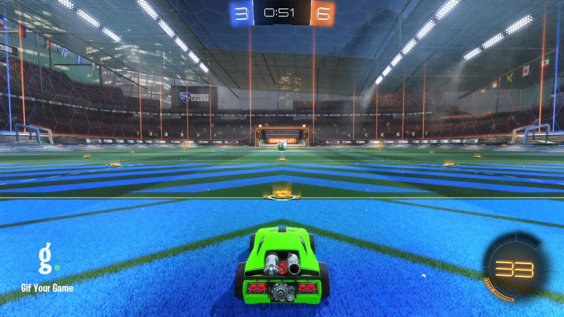 Gif Your Game, GifYourGame, Goal, Rocket League, RocketLeague, datboi, Goal 10: datboi GIFs