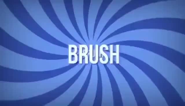Watch and share Brushie Brush Brush GIFs on Gfycat