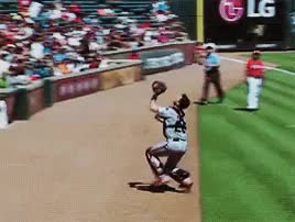 Watch and share Buster Posey GIFs and Sf Giants GIFs on Gfycat