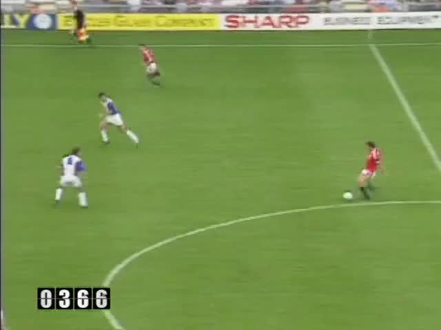 Watch 1991-92 15 McClair GIF by @mu_goals on Gfycat. Discover more related GIFs on Gfycat