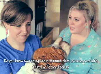 Watch and share Hannah Hart Gifs GIFs and Louise Pentland GIFs on Gfycat