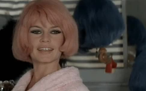 Watch and share Brigitte Bardot GIFs and A Coeur Joie GIFs on Gfycat