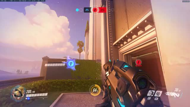 Watch and share Overwatch 01.26.2018 - 00.17.38.08.DVR1 GIFs by schwat on Gfycat