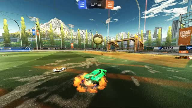Watch and share Rocket League GIFs by halfwaydead on Gfycat