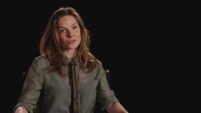Watch this rebecca ferguson GIF on Gfycat. Discover more Fallout, clip, fallout, interview, movie, rebecca ferguson GIFs on Gfycat